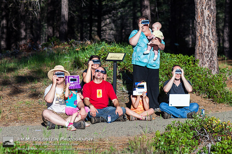 Family Annular Solar Eclipse Outing