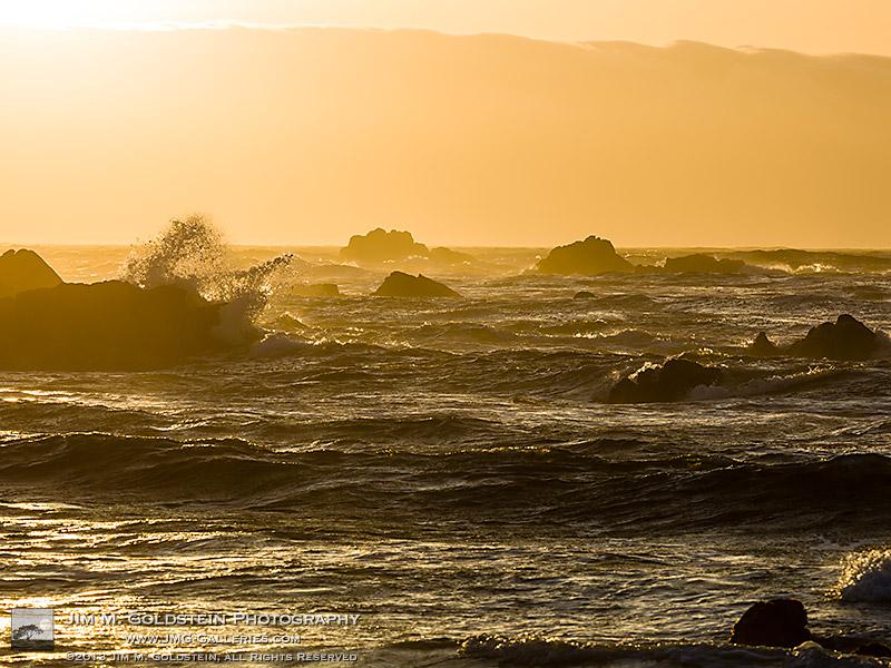 Fury - Asilomar State Beach, California