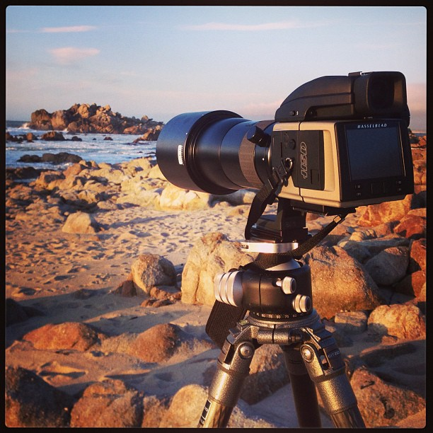 Hasselblad H5D and 300mm f/4.5 Auto Focus HC Lens