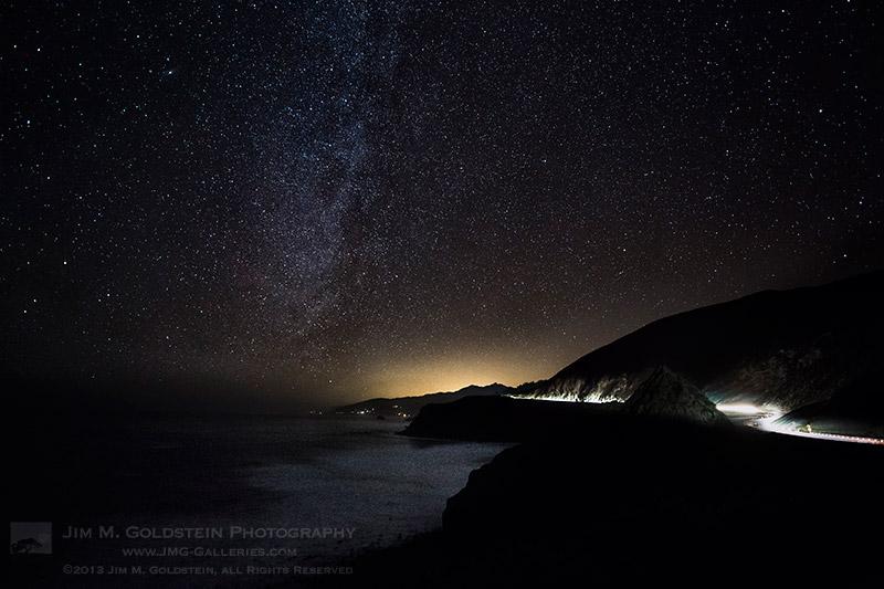 Big Sur Stars