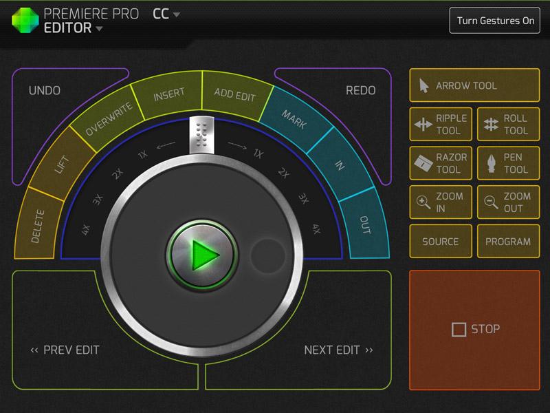 CTRL+Console - Adobe Premiere Pro Editor
