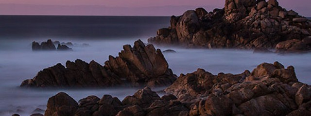 Primitive Coast V - landscape photography by Jim M. Goldstein
