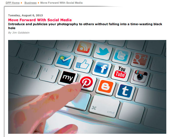 Move Forward With Social Media