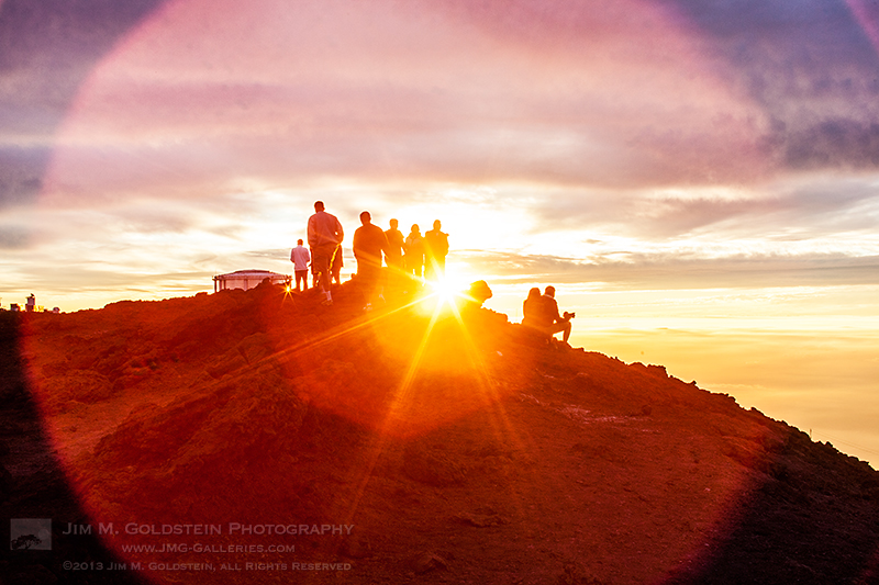 Sunset Club - Haleakala Summit