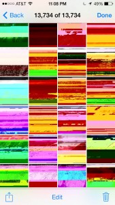 iPhone Image Library Corrupted by Solar Flare