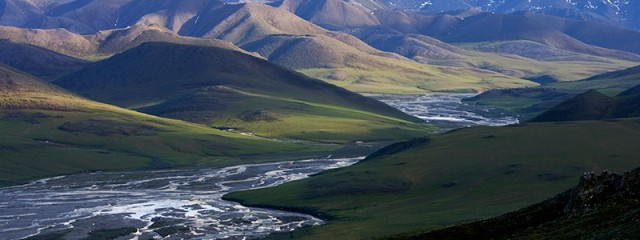 Caribou Pass, Arctic National Wildlife Refuge