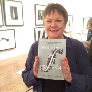 Mary Street Alinder Group f.64 Book Signing at the Scott Nichols Gallery