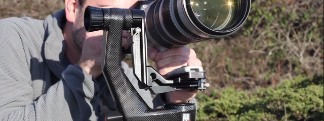 Review: Zenelli Carbon Fiber Gimbal Tripod Head