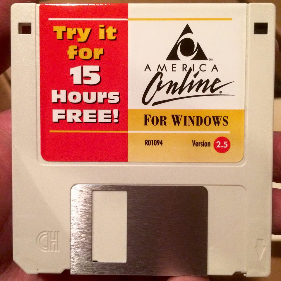 15 Free Hours from AOL (PC)