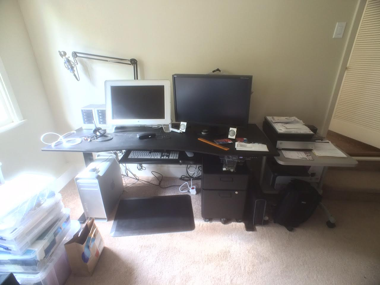 My new office - almost done