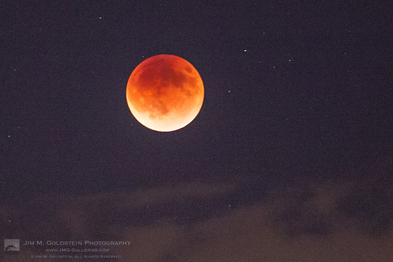 Super Blood Moon, 2015 Lunar Eclipse