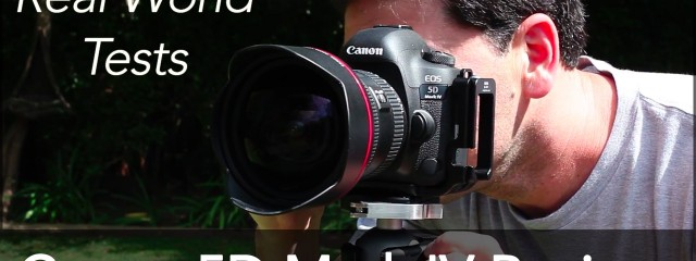 Canon 5D Mark IV Review - Real World Tests