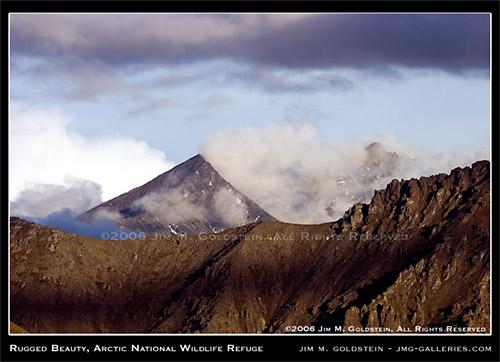 Rugged Beauty, Arctic National Wildlife Refuge, Alaska