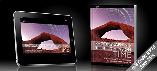 Announcing: Photographing the 4th Dimension - Time eBook