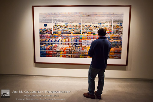 Viewing 99 Cents by Andreas Gursky