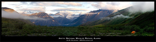 The Beauty of the Arctic National Wildlife Refuge by Jim M. Goldstein