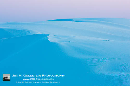 Serenity - White Sands National Monument, New Mexico