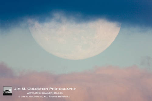 Lunar Layers - Landscape, Nature and Travel Photos by Jim M. Goldstein