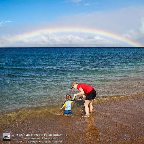 Under the Rainbow, Maui
