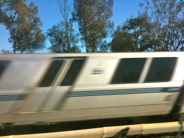 iPhone 3G S Rolling Shutter Aberration