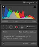 Lightroom 2 - Red Eye Control Tool