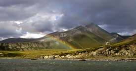 Arctic Refuge Rainbow