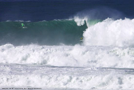 Monster Wave At Mavericks