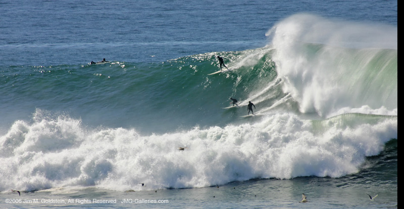Intense Competition & Wave