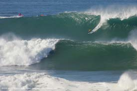 Mavericks power decent