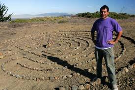 Eduardo Aguilera And The San Bruno Labyrinth